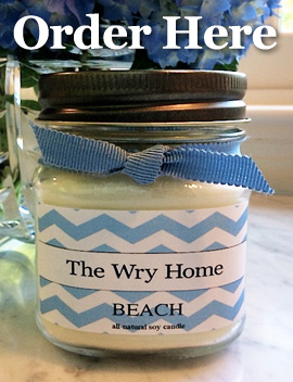 Order The Wry Home Candle